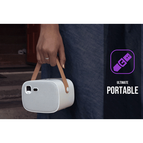 Docoy: The most powerful and portable projector