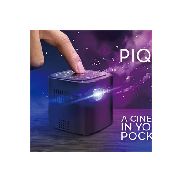 PIQO: World's Most Powerful 1080p Pocket Projector