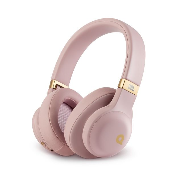 JBL E55BT Quincy Edition Dusty Rose