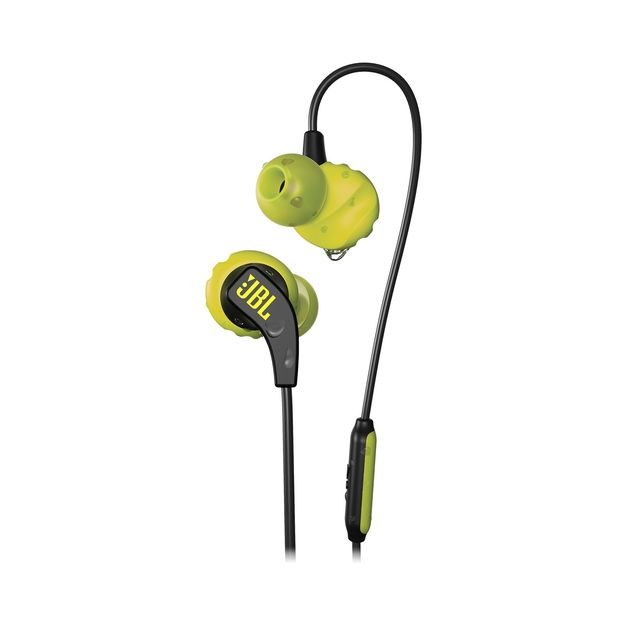 JBL Endurance RUN Yellow